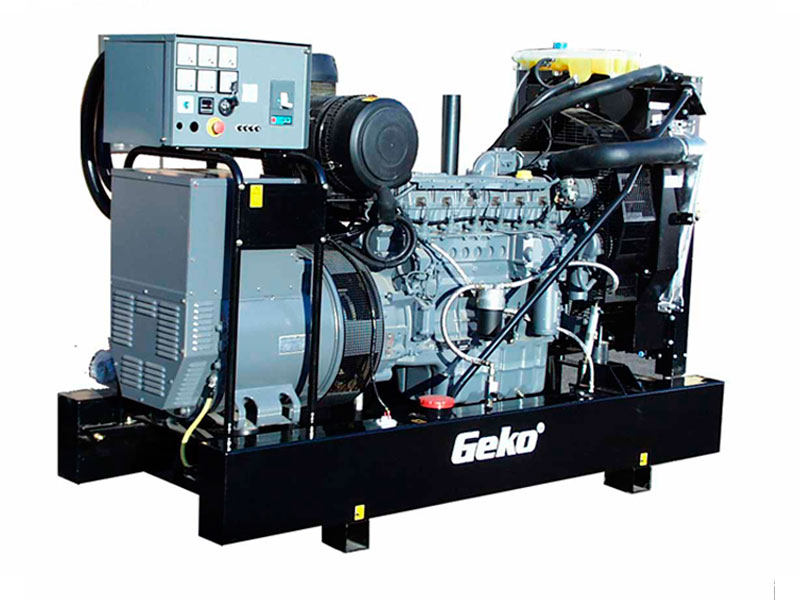 Электростанция Geko Power station 100000 ED–S/DEDA