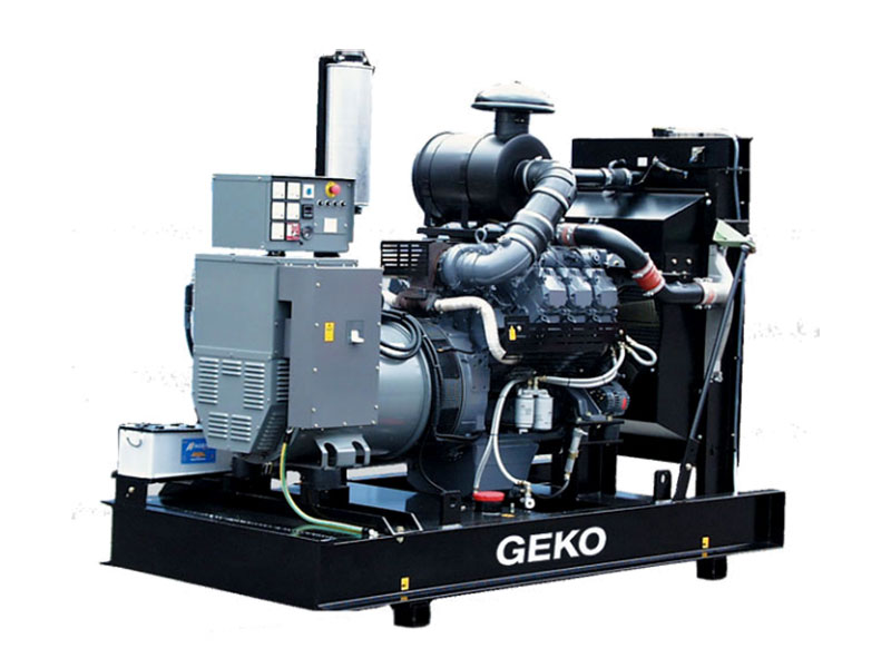 Электростанция Geko Power station 230000 ED–S/DEDA