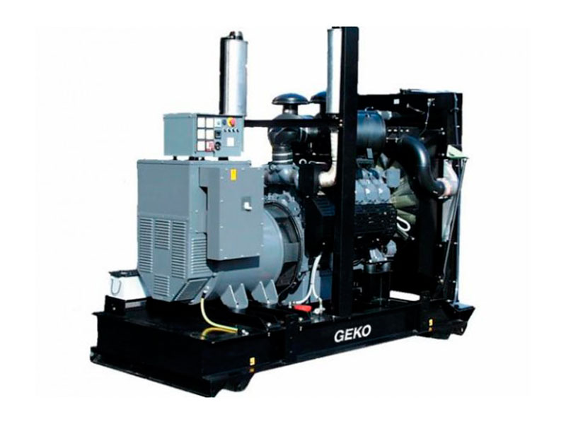 Электростанция Geko Power station 430000 ED–S/DEDA